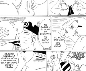 manga Diversion en la Playa - part 3, ino yamanaka , naruto