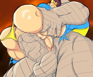 manga Mirov Pack 03, bane , batman , anal , dark skin  big-penis