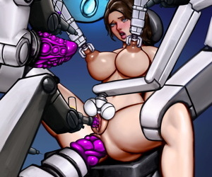 manga Claire Redfield - Guinea Pig - part 2, claire redfield , anal , futanari  double penetration