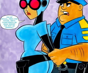 manga Maddie Fenton busted!, madeline fenton , gloves , rape  cheating