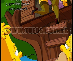 manga The Simpsons 12 - Grimpée dans la.., bart simpson , marge simpson , anal , incest  stockings