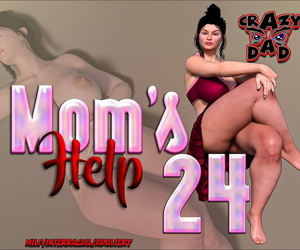 manga Crazydad- Mom's help 24, slut , big boobs  cheating