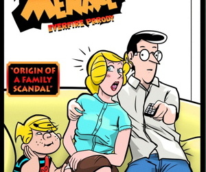 manga Everfire- Dennis the Menace, slut , incest