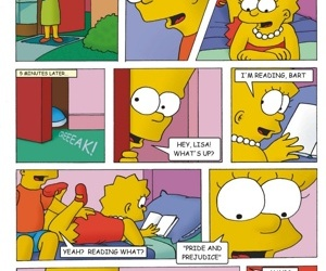 manga Another Night At The Simpsons, incest , sister