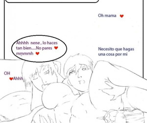 manga Fantasía de un hijo - part 2, big penis , incest  big-penis