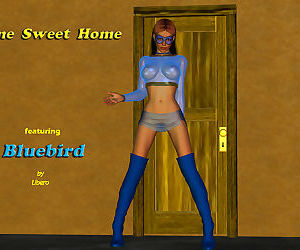 manga libero- Home Sweet Home, 3d , slut
