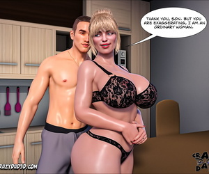 manga CrazyDad3D – Family Sins 17, 3d , slut