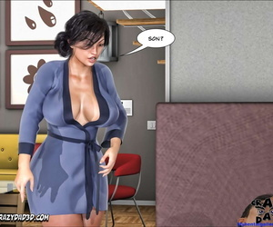 manga Mother - Desire Forbidden 3 - part 3, 3d  incest