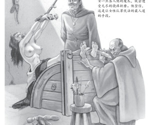 chinese manga History Of.., bondage  group